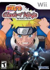 Box shot of Naruto: Clash of Ninja Revolution [North America]
