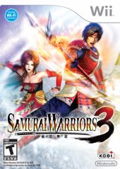 Box shot of Samurai Warriors 3 [North America]