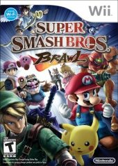 Box shot of Super Smash Bros. Brawl [North America]