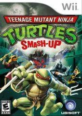 Box shot of Teenage Mutant Ninja Turtles: Smash-Up [North America]