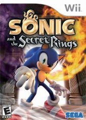 Box shot of Sonic and the Secret Rings [North America]