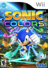 Box shot of Sonic Colors [North America]