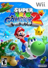 Box shot of Super Mario Galaxy 2 [North America]