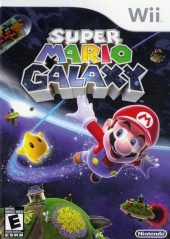 Box shot of Super Mario Galaxy [North America]