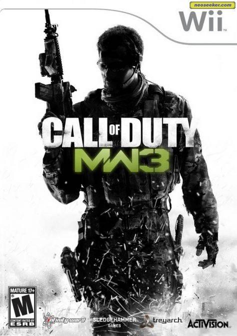 Call of Duty: Modern Warfare 3 - Wii - NTSC-U (North America)