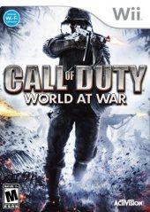 Box shot of Call Of Duty: World At War [North America]