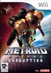 Box shot of Metroid Prime 3: Corruption [North America]