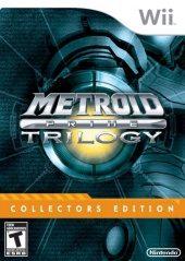 Box shot of Metroid Prime Trilogy [North America]