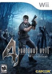 Box shot of Resident Evil 4 HD [North America]
