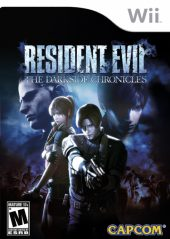 Box shot of Resident Evil: The Darkside Chronicles [North America]