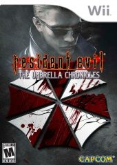 Box shot of Resident Evil: The Umbrella Chronicles [North America]