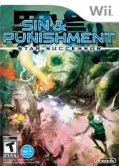 Box shot of Sin & Punishment: Star Successor [North America]