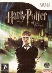 Box shot of Harry Potter and the Order of the Phoenix [Europe]