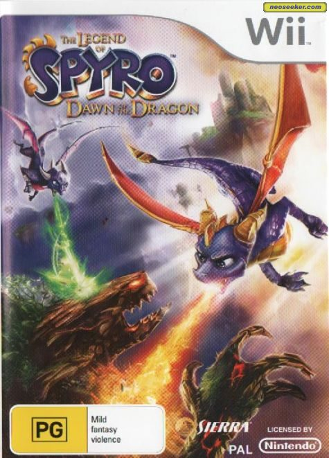 Cheats For Spyro Dawn Of The Dragon Wii