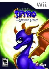 Box shot of The Legend Of Spyro: The Eternal Night [North America]