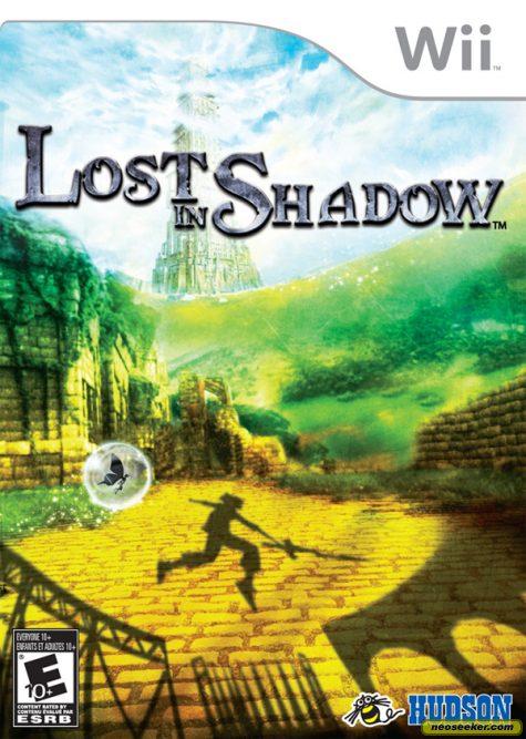 Lost In Shadow - Wii - NTSC-U (North America)