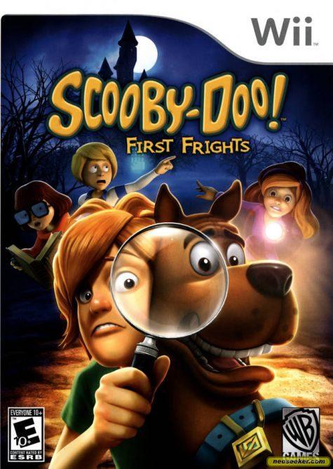 Scooby-Doo! First Frights - Wii - NTSC-U (North America)