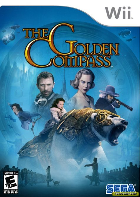 The Golden Compass - Wii - NTSC-U (North America)