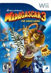 Box shot of Madagascar 3: The Video Game [North America]