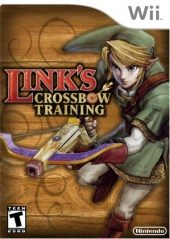 Box shot of Link's Crossbow Training [North America]
