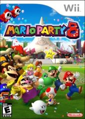 Box shot of Mario Party 8 [North America]