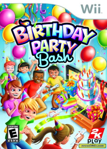 Birthday Party Bash - Wii - NTSC-U (North America)