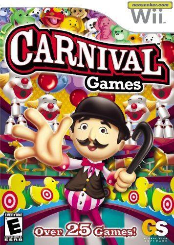 Carnival Games - Wii - NTSC-U (North America)