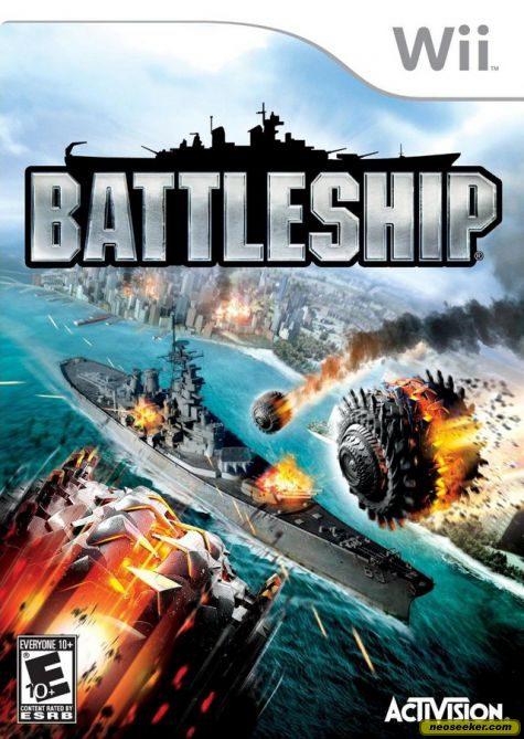 Battleship - Wii - NTSC-U (North America)