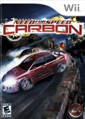 Box shot of Need For Speed Carbon [N