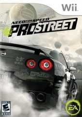 Box shot of Need for Speed: ProStreet [North America]