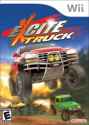 Excite Truck - Wii - NTSC-U (North America)