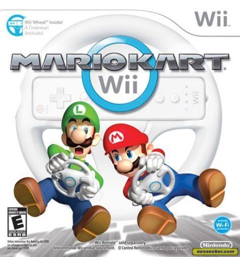 Mario Kart Wii - Wii - NTSC-U (North America)