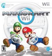 Box shot of Mario Kart Wii [North America]