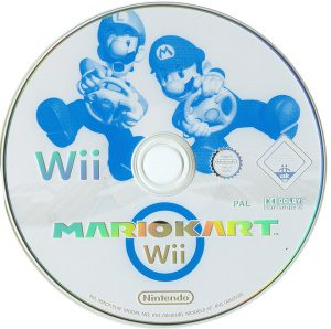 Mario Kart Wii - Wii - PAL (Australia)