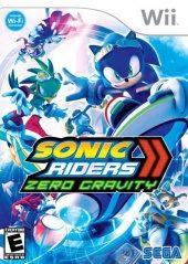 Box shot of Sonic Riders: Zero Gravity [North America]