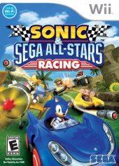 Sonic & SEGA All-Stars Racing (North America Boxshot)