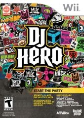Box shot of DJ Hero [North America]