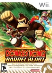 Box shot of Donkey Kong Barrel Blast [North America]