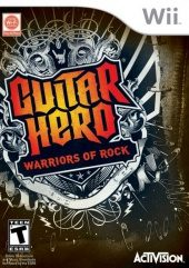 Box shot of Guitar Hero: Warriors of Rock [North America]