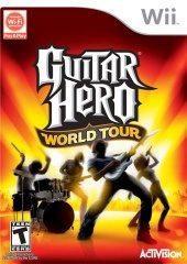 Box shot of Guitar Hero: World Tour [North America]