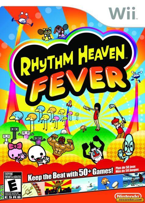 Rhythm Heaven Fever - Wii - NTSC-U (North America)