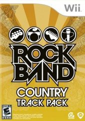Box shot of Rock Band Track Pack: Country  [North America]