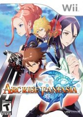 Box shot of Arc Rise Fantasia [North America]