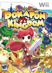 Box shot of Dokapon Kingdom [North America]