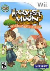 Box shot of Harvest Moon: Tree of Tranquility [North America]