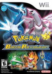 Box shot of Pokémon Battle Revolution [North America]