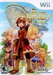 Box shot of Rune Factory Frontier [North America]