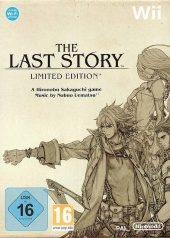 Box shot of The Last Story [Europe]