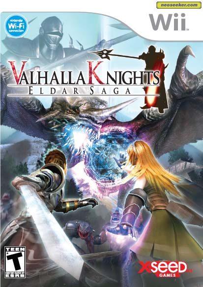 [FS] Valhalla Knights : Eldar Saga [Wii]