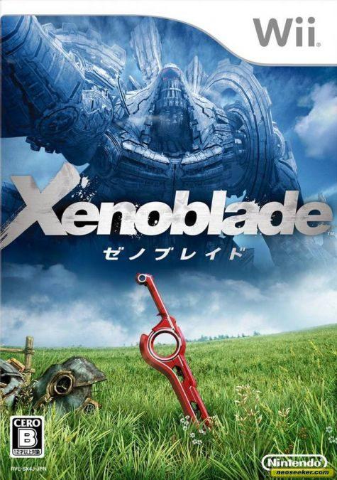 Xenoblade Chronicles - Wii - NTSC-J (Japan)